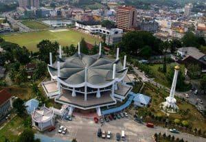 homestay seremban masjid negeri sembilan